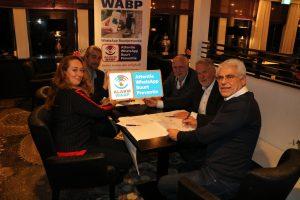 Bestuurswisseling Stichting WABP