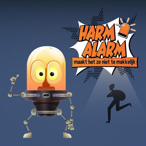 Campagne HarmAlarm #maakhetzeniettemakkelijk